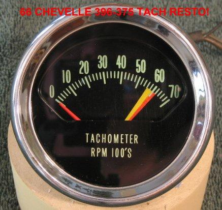 [SCHEMATICS_4FR]  Tachometer Repair Restoration for Chevelle Classic Cars | Chevelle Rpm Wiring Diagram |  | The TachMan