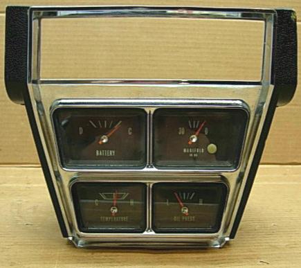 Solid State Battery >> Chevy Truck Impala Oldsmobile Nova Tachometer Repair Restoration