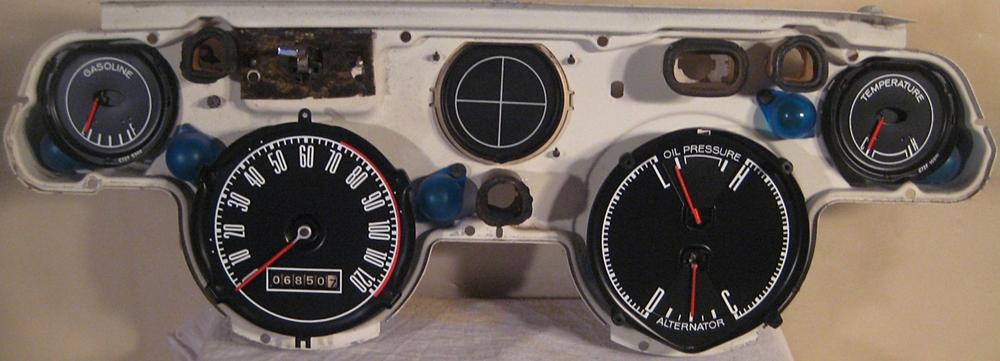 Tachometer Repair Restotation for Mustang Classic Cars