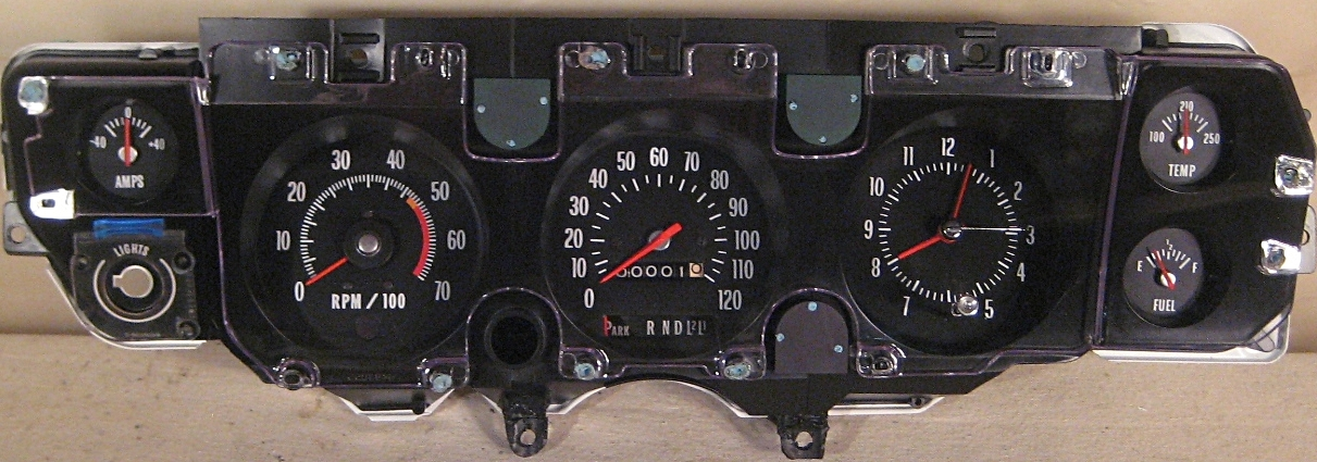 [SCHEMATICS_4ER]  Tachometer Repair Restoration for Chevelle Classic Cars | Chevelle Rpm Wiring Diagram |  | The TachMan