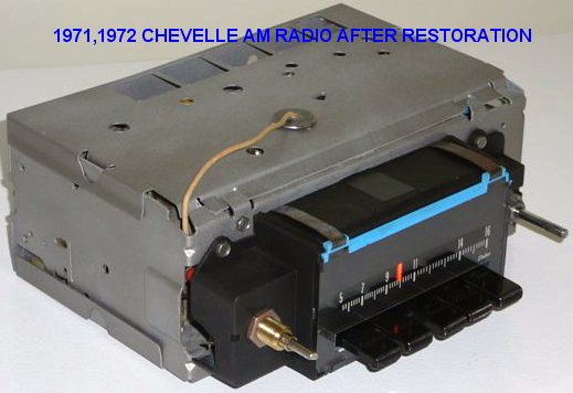 71radiob tachometer repair restoration for chevelle classic cars 8 track player wiring diagram at alyssarenee.co