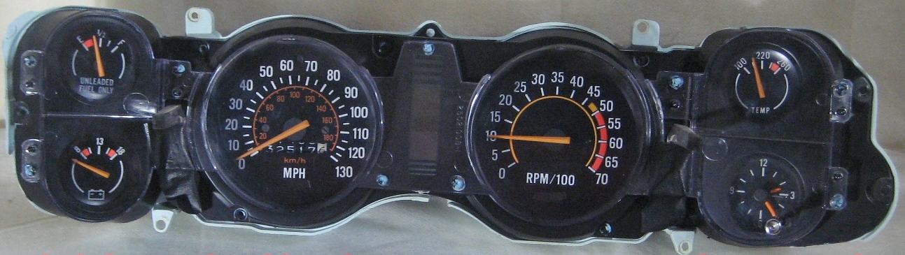 camaro tachometer tach repair gauge restoration1979 1981 camaro instrument cluster repair and calibration!
