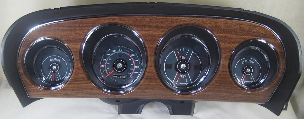 Tachometer Repair Restotation for Mustang Classic Cars 1970 mustang wiring diagram The TachMan