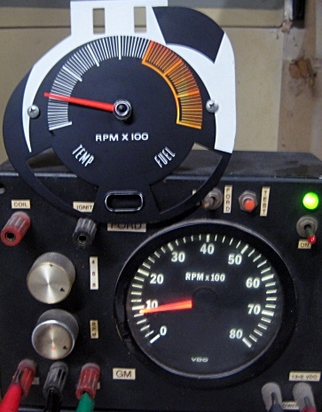 tachometer repair restoration for amc classic antique cars rh tachman com