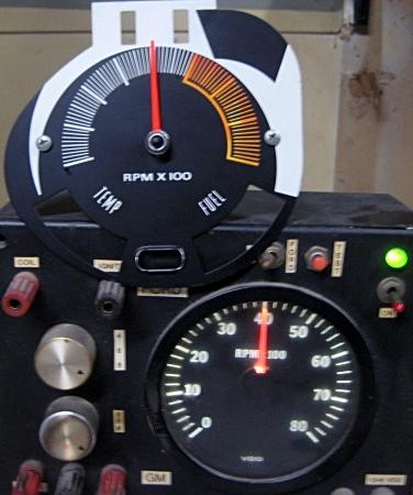 aw2 tachometer repair restoration for amc classic antique cars