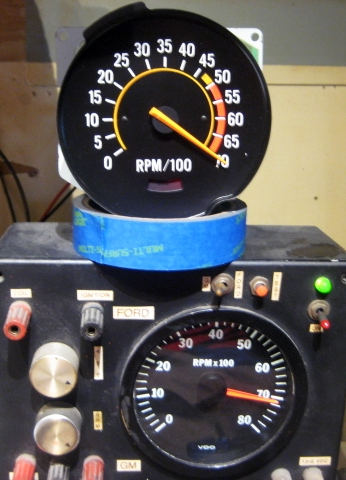 Camaro Tachometer Tach Repair Gauge Restoration