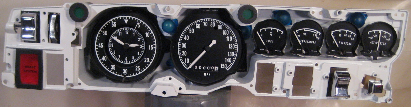 Tachometer Repair Restoration For Chrysler Classic Cars