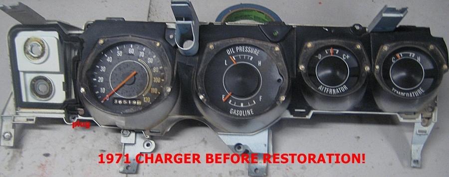 Tachometer Repair Restoration for Chrysler Classic Cars