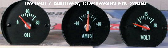 How do you hook up a amp gauge