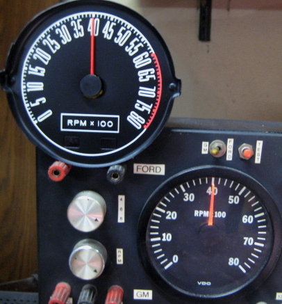 tachometer repair restoration for 1967 1968 mustang classic cars pin on mustang