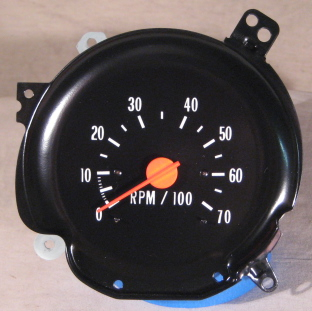 gm wiring gauge chevy truck impala oldsmobile nova tachometer repair  chevy truck impala oldsmobile nova tachometer repair
